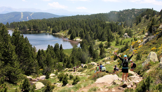 Pyrenees & Costa Brava Walking & Hiking Tour